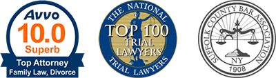 Avvo 10, The National Top 100 Trial Lawyers, Suffolk County Bar Association