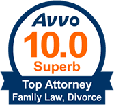 Avvo Rating Chris Palermo Divorce