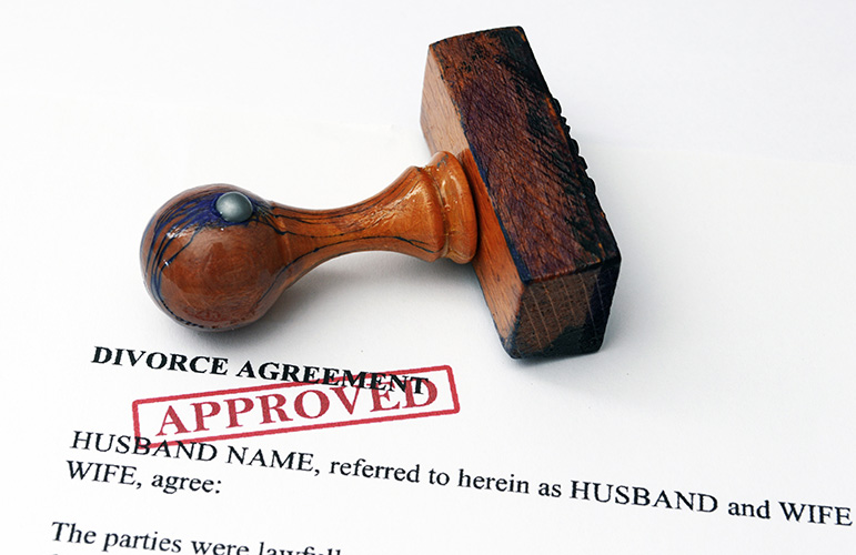 NY uncontested divorce lawyer